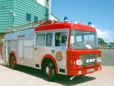 fire appliance from the 60s
