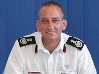 Kevin Pearson Chief Fire Officer