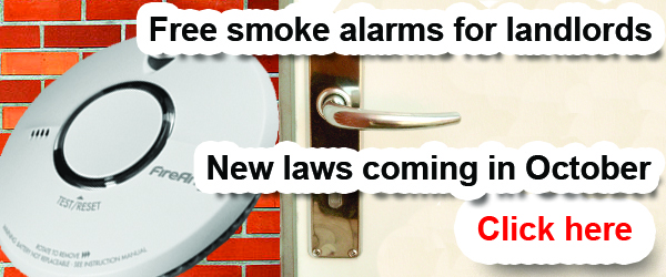 Landlords get your free smoke alarms here.