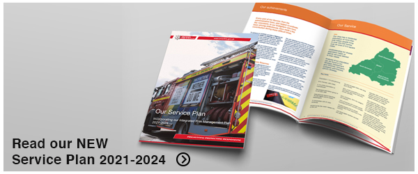 Read our new Service Plan 2021-2024 here
