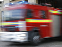 Fire at café on Gloucester Road