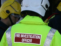 One man rescued from Southmead house fire