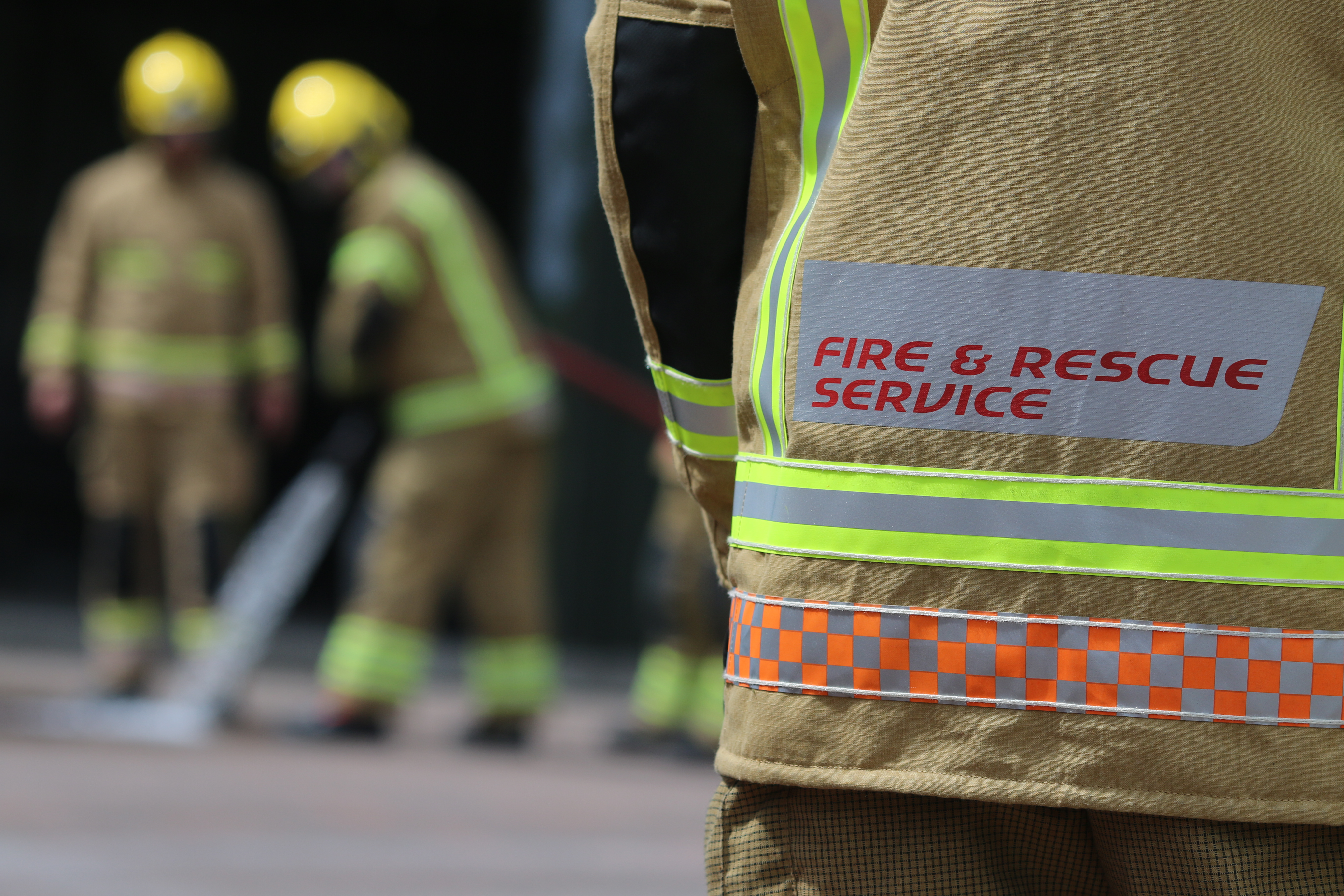 AF&RS look to half deliberate rubbish and grass fires