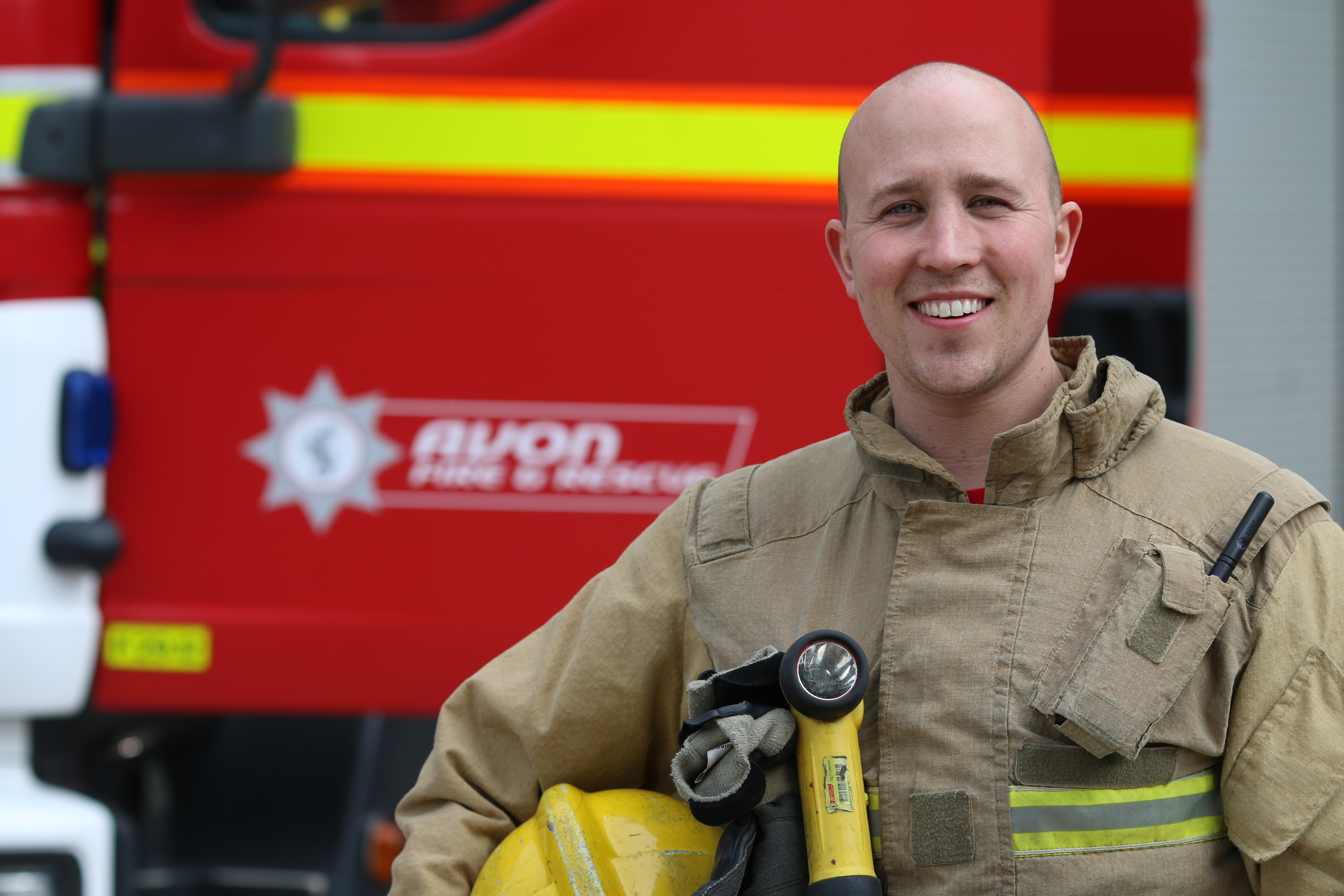 AF&RS delighted as firefighter recognised with Fellowship