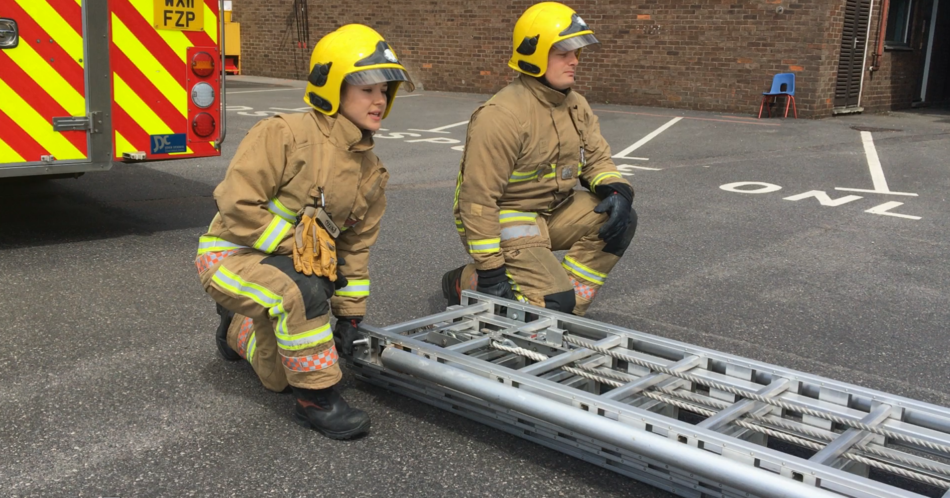 AF&RS team up with South Glos Council for Reach Programme