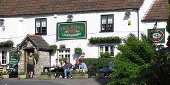 Image of pub which links to South Gloucestershire areas of website